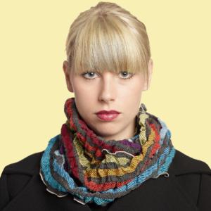 Handwoven Loop scarves