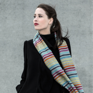 Silk scarves, handwoven, beautiful colours